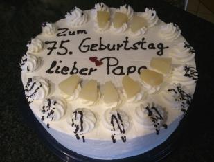 Ananas-Geburtstagstorte