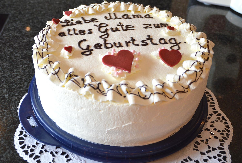 Kuchen Geburtstag Geburtstagskuchen Gourmetguerilla