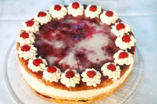 Holländer Kirsch Torte