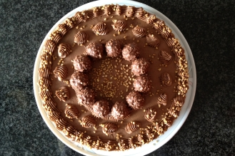 Ferrero Rocher Torte