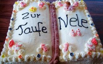 Taufbuch Nele