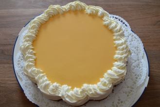 Eierlikörsahne Torte