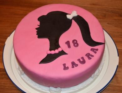 Barbie Torte