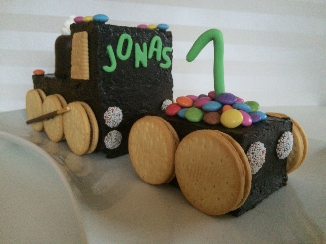 Lokomotive Kuchen