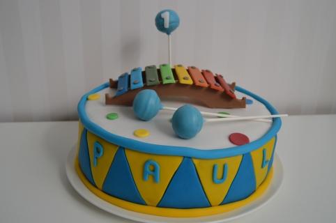 Musik Torte