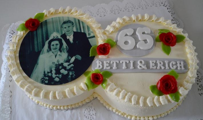 65. Hochzeitsjubiläum