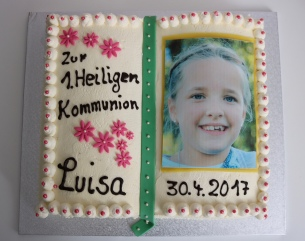 Kommunionbuch Luisa
