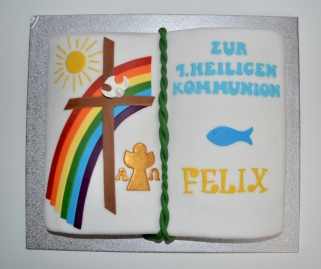 Kommunionbuch Felix